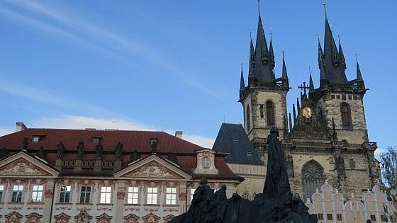 Praga, quattro passi circondati dalla Bellezza