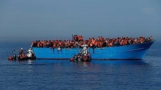 """Frontex: """"Trafficanti sfruttano l'obbligo di soccorso"""""""