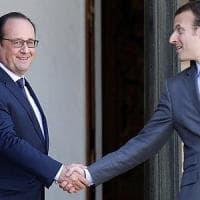 Presidenziali Francia, Hollande striglia Macron: