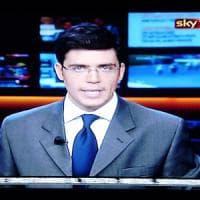 """""""Non sono il sosia di Semprini. Ho un altro stile"""". Fabio VItale condurrà stasera su Sky..."""