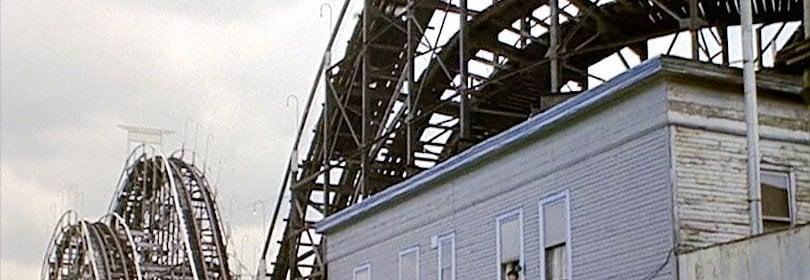 Woody Allen gira a Coney Island, il mondo visto da una ruota panoramica