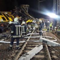 Brennero, scontro tra treni: morti due operai
