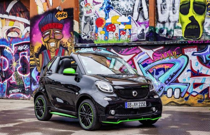 A Verona Legend Cars i 15 anni di Smart Brabus