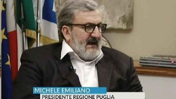 """Emiliano: """"Con Renzi idea di Pisapia è fantapolitica"""""""