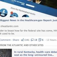 Facebook fa il giornale in bacheca. O quasi: ora suggerisce gli articoli