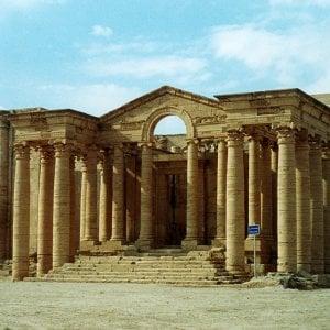Iraq, esercito riconquista l'antica città di Hatra