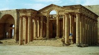Iraq, esercito riconquista lantica città di Hatra
