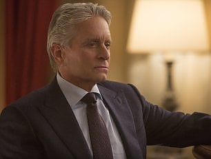 """Douglas: """"Papà Kirk ha 100 anni, io mi candido"""""""