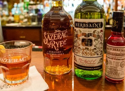 Sazerac, la storia e il fascino di un cocktail