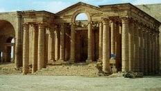Iraq, Hatra: le prime immagini dopo la liberazione dallIsis