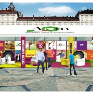 Per il Festival della prevenzione a Bergamo, scendono in campo sportivi di volley e calcio