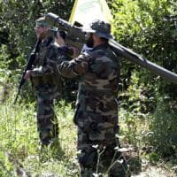 Siria, raid di Israele contro Hezbollah: