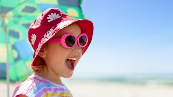Le spiagge a misura di bambino 'promosse' dai pediatri