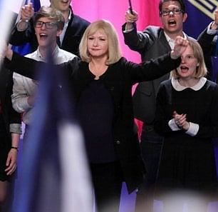 'A casa nostra', la Marine Le Pen  che fa discutere la Francia
