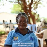 Le vaccinazioni in Kenya negli scatti di Amref Italia