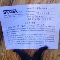 A Preta, frazione di Amatrice dov'è vietato vivere, chiedono il conto dell'acqua
