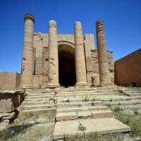 Iraq, Hatra: le prime immagini dopo la liberazione dall'Isis