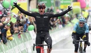Ciclismo, Giro di Romandia: seconda tappa a Kung, Felline resta leader