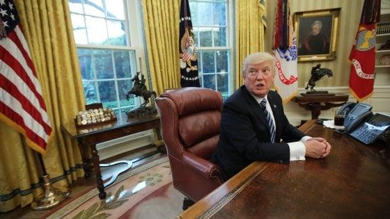 """Tensione Usa-Corea del Nord, Trump: """"Difficile che si trovi soluzione diplomatica"""""""