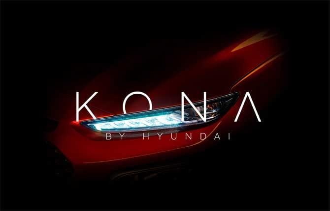 Hyundai Kona, il Suv compatto che mancava