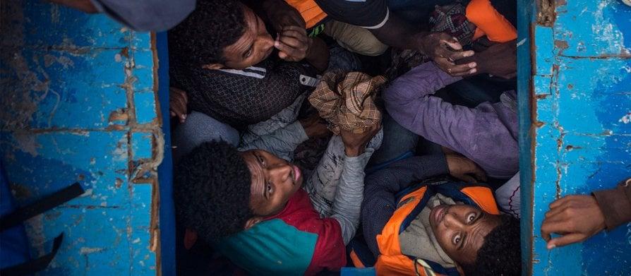 Dossier Mediterraneo: tutti i numeri degli sbarchi di migranti