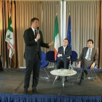"""""""I socialisti devono guardare al centro"""". Renzi a Bruxelles chiede uno scatto alla Ue"""