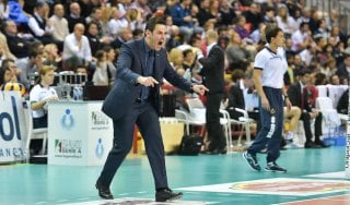 Volley, Final Four Champions; derby italiano in semifinale, Blengini: ''Lube, adesso tocca a te''
