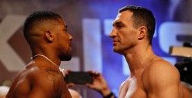Wembley sceglie il migliore La notte di Joshua-Klitschko