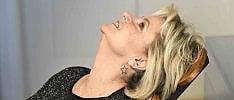"""""""Io e lei"""", carissima nemica Fiamma Satta e la sclerosi multipla  Sonia Bergamasco legge il libro    BLOG   Sclerosi multipla, ricerche e sorprese     di MAURIZIO PAGANELLI"""