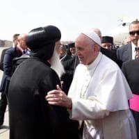 Papa in Egitto, al via 18esimo viaggio apostolico: