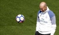 "Zidane: ""Turnover? Io sono un tecnico giusto"""
