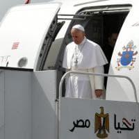 Viaggio in Egitto, la prima volta di un Papa ad Al-Azhar