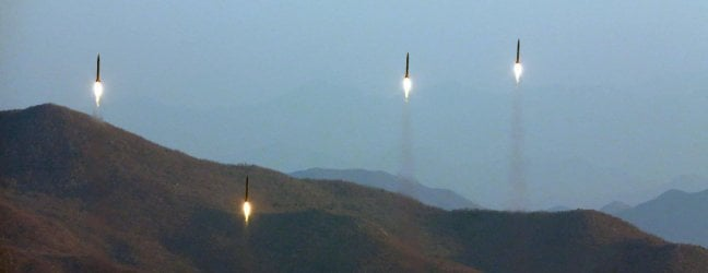 Pyongyang, fallisce nuovo lancio missile.Casa Bianca pronta a far scattare sanzioni