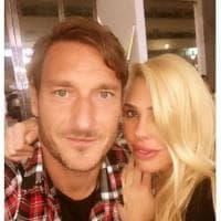 """Totti e la dedica per il compleanno di Ilary: """"Passa il tempo ma non l'amore per te"""""""