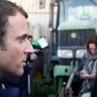 La promessa di Macron:
