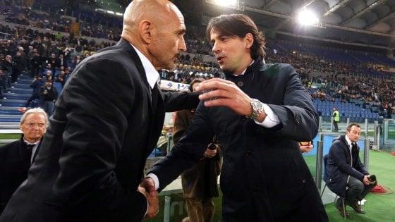 """Roma, che derby per Spalletti: """"Possiamo accedere al paradiso..."""""""