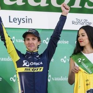 Ciclismo, Giro di Romandia: a Yates tappa e testa della corsa