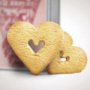 I cuori di biscotto di Telethon per la campagna dedicata alle mamme
