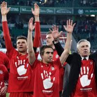 Germania, il Bayern di Ancelotti campione: la festa per il titolo
