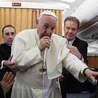 Dal Papa allarme migranti: