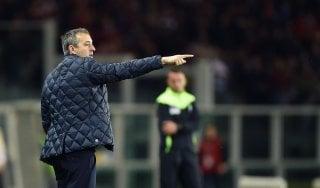 Sampdoria, Giampaolo: ''Gara attenta, peccato aver perso Schick''