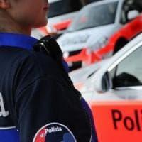 Svizzera, lite tra italiani fuori da un locale finisce a colpi di pistola: