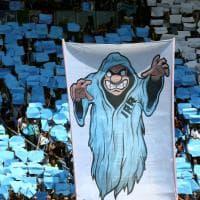 Roma-Lazio, il film della partita