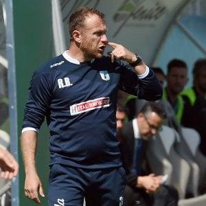 Serie B, l'Entella caccia Breda: al suo posto arriva Castorina