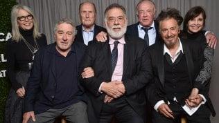Francis Coppola e suoi picciotti, il Tribeca celebra i 45 anni de Il padrino