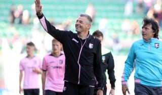 """Palermo, Bortoluzzi: """"Salvezza troppo distante, ma giochiamo sempre così"""""""