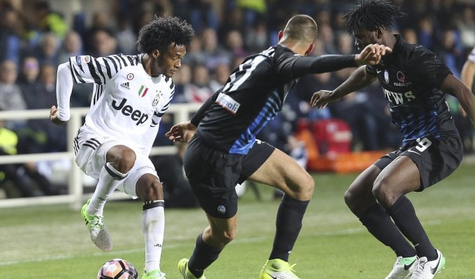 "Juventus, Cuadrado: ""Arriviamo a Monaco affamati"". Rugani, stagione finita"
