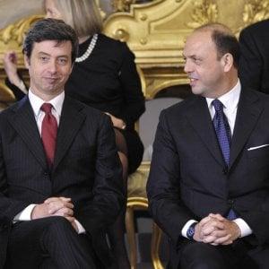 """Legittima difesa e """"licenza"""" di sparare: Alfano con la Lega contro il Pd"""