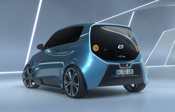 L'auto elettrica da 12 mila euro