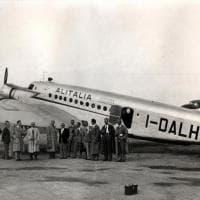 Dal primo volo al commissariamento, i 70 anni di Alitalia